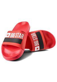 Czerwone klapki Big-Star