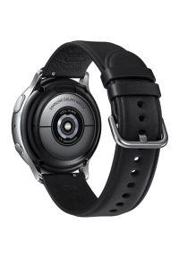 Srebrny zegarek SAMSUNG elegancki, smartwatch #5