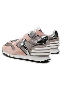 Szare buty sportowe Voile Blanche