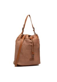 Refresh - Torebka REFRESH - 83362 Camel. Kolor: brązowy. Materiał: skórzane. Styl: klasyczny