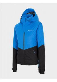 Everhill - Kurtka narciarska damska. Materiał: poliester. Sezon: zima. Sport: narciarstwo