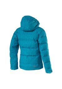 Kurtka McKinley Bibi Jr 280479. Materiał: tkanina, poliester, syntetyk. Długość rękawa: krótki rękaw. Sezon: zima. Sport: narciarstwo