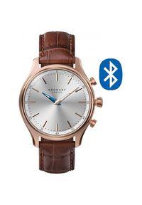Kronaby Połączony wodoodporny zegarek A1000-2748 szekli. Styl: retro