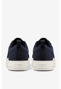 ARKK Copenhagen - Arkk Copenhagen - Buty. Nosek buta: okrągły. Zapięcie: sznurówki. Kolor: niebieski. Materiał: włókno, tworzywo sztuczne