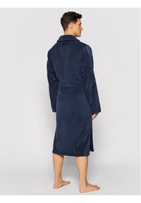 Niebieski szlafrok Calvin Klein Underwear