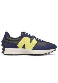 Sneakersy New Balance na lato, z cholewką