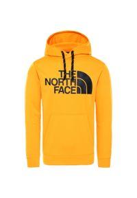 Żółta bluza The North Face