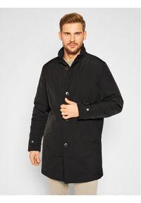 Czarna kurtka zimowa Pierre Cardin