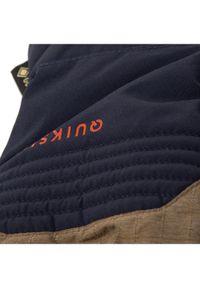 Niebieskie rękawiczki sportowe Quiksilver narciarskie, Gore-Tex