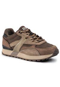 Brązowe sneakersy Napapijri