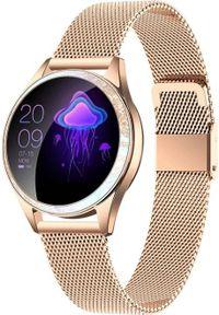 Smartwatch Heures KW20 Złoty (9012597401680). Rodzaj zegarka: smartwatch. Kolor: złoty