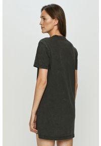 Czarna piżama Undiz krótka