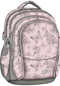 Różowy plecak St. Majewski vintage