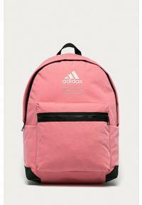 adidas Performance - Plecak. Kolor: różowy