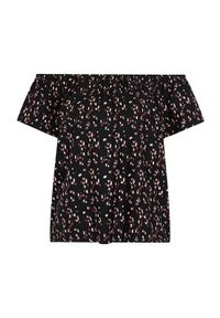 Czarna bluzka Happy Holly klasyczna