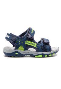 Niebieskie sandały KangaRoos #7