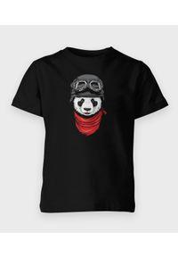 MegaKoszulki - Koszulka dziecięca Panda Pilot. Materiał: bawełna