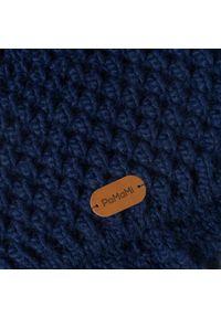 Niebieska czapka zimowa PaMaMi #3