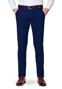 Spodnie Lancerto casualowe, w kolorowe wzory