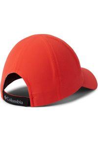 Czerwona czapka columbia