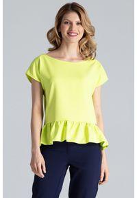 Zielona bluzka Figl na lato