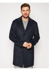 Niebieski płaszcz przejściowy JOOP!