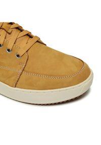 Timberland Sneakersy Cityroam Cupsole Chukka TB0A2FXW2311 Żółty. Kolor: żółty
