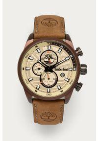 Złoty zegarek Timberland