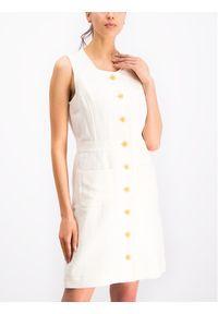 Biała sukienka letnia Tory Burch