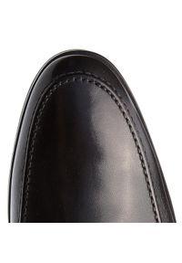 Czarne buty wizytowe Aldo Bruè klasyczne