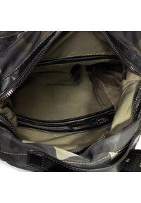 Zielony plecak Refresh elegancki
