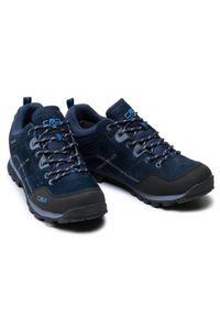 CMP Trekkingi Alcor Low Trekking Shoes Wp 39Q4897 Granatowy. Kolor: niebieski. Sport: turystyka piesza
