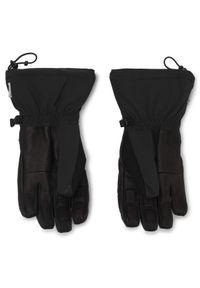 Czarna rękawiczka sportowa salomon narciarska