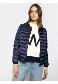 Niebieska kurtka zimowa Weekend Max Mara