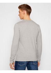 Pepe Jeans Longsleeve Original Basic PM503803 Szary Slim Fit. Kolor: szary. Długość rękawa: długi rękaw