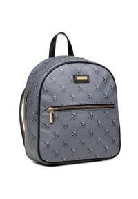 U.S. Polo Assn - Plecak U.S. POLO ASSN. - Hampton BEUHD5154WVG000 Black. Kolor: czarny. Materiał: skóra. Styl: klasyczny