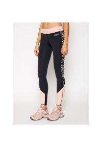 Czarne legginsy sportowe Roxy