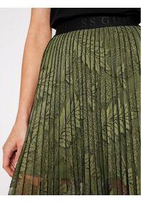 Zielona spódnica Guess