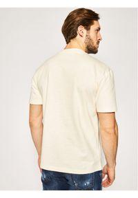 Beżowy t-shirt MCQ Alexander McQueen