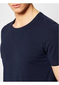 Niebieski t-shirt Oscar Jacobson