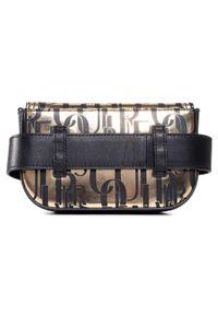 Versace Jeans Couture - Saszetka nerka VERSACE JEANS COUTURE - E1VZBBN1 71735 M12. Kolor: złoty. Materiał: skórzane