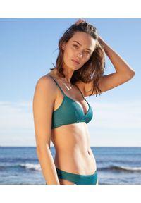 Zielone góra bikini Etam