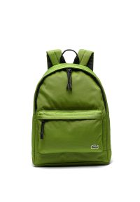 Lacoste Neocroc Backpack > NH2677NE-F45. Materiał: poliester. Wzór: aplikacja