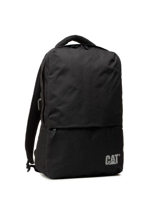 CATerpillar - Plecak CATERPILLAR - Universo 83730-01 Black. Kolor: czarny. Materiał: materiał