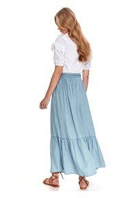 Niebieska spódnica TOP SECRET