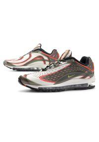 Nike - NIKE AIR MAX DELUXE > AJ7831-300. Materiał: materiał, tkanina, syntetyk, skóra, guma. Model: Nike Air Max