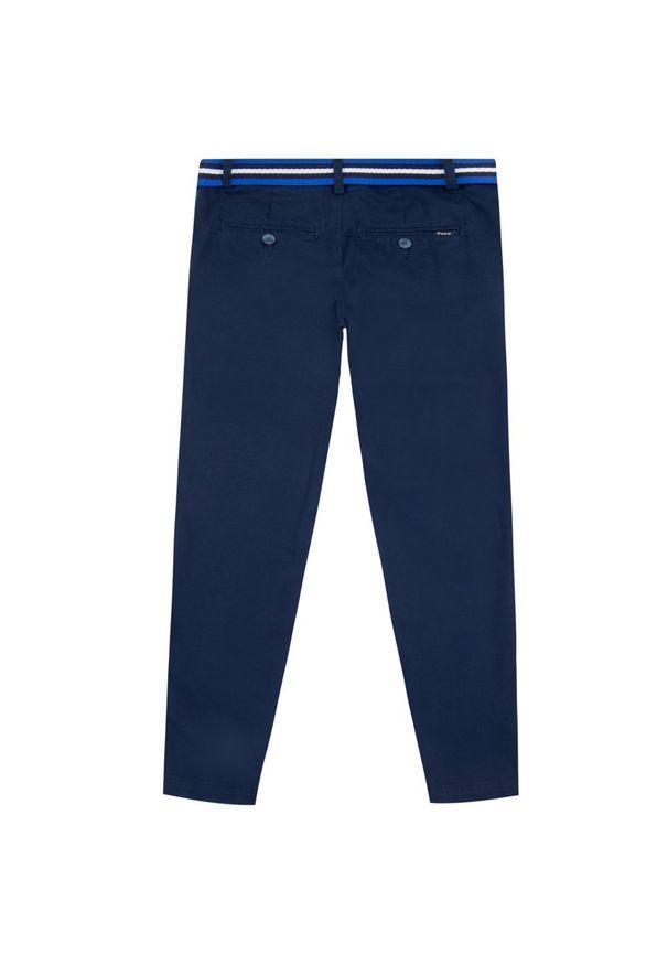 Niebieskie spodnie Polo Ralph Lauren
