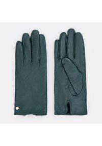 Brązowe rękawiczki Mohito