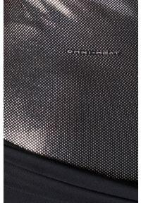 columbia - Columbia - Longsleeve Midweight Stretch. Okazja: na co dzień. Kolor: czarny. Materiał: dzianina, skóra. Długość rękawa: długi rękaw. Długość: długie. Wzór: gładki. Styl: casual