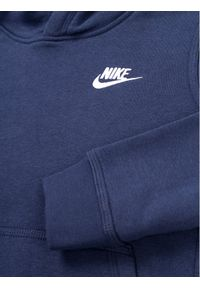 Niebieska bluza sportowa Nike